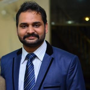 Mr. Muhammad Zaka Ansar
